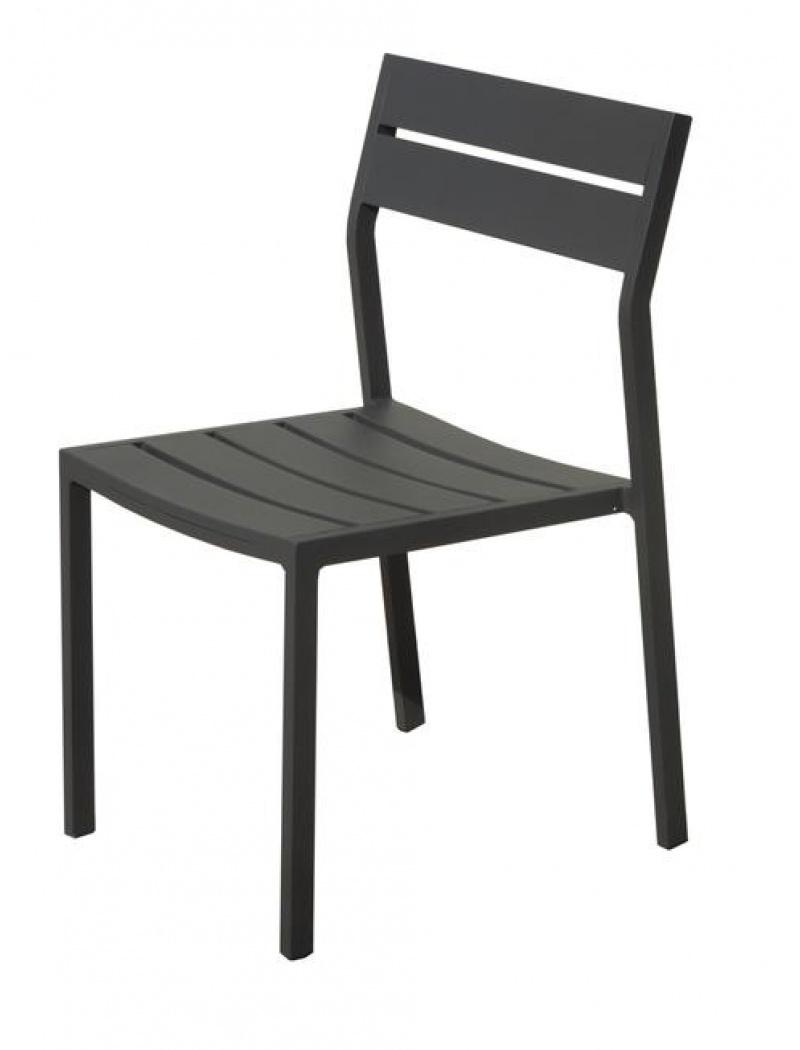 HELSINOR chaise de jardin coloris anthracite mediumProduct 800x1050