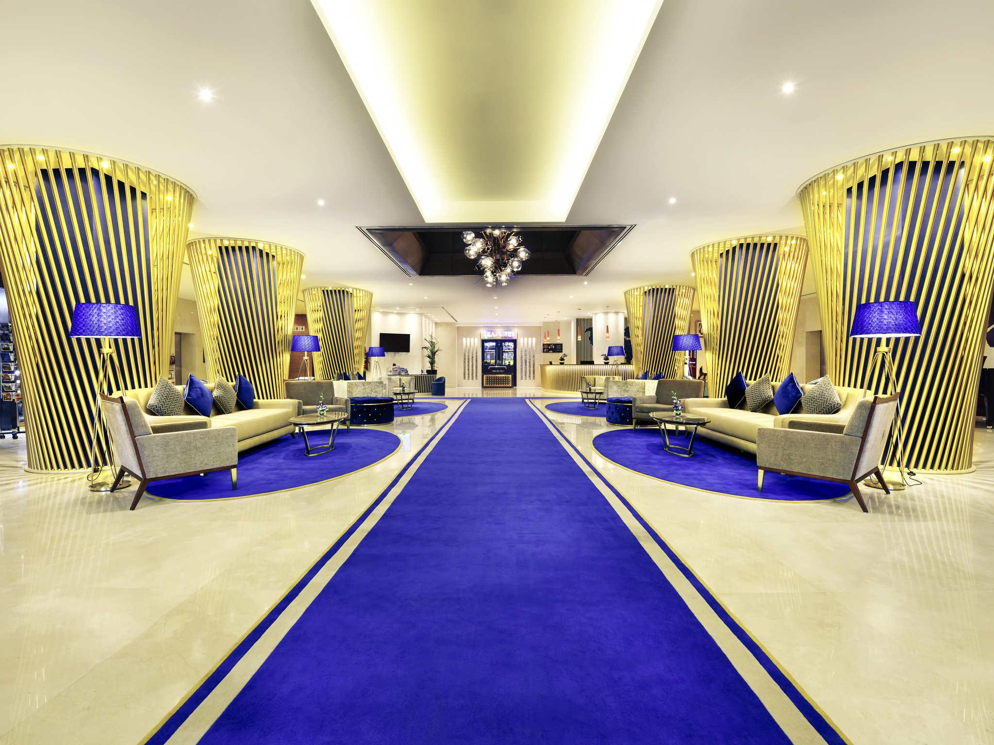 Ensemble Table Ronde Et Chaise Nouveau H´tel  Dubai Mercure Gold Hotel Al Mina Road Duba¯