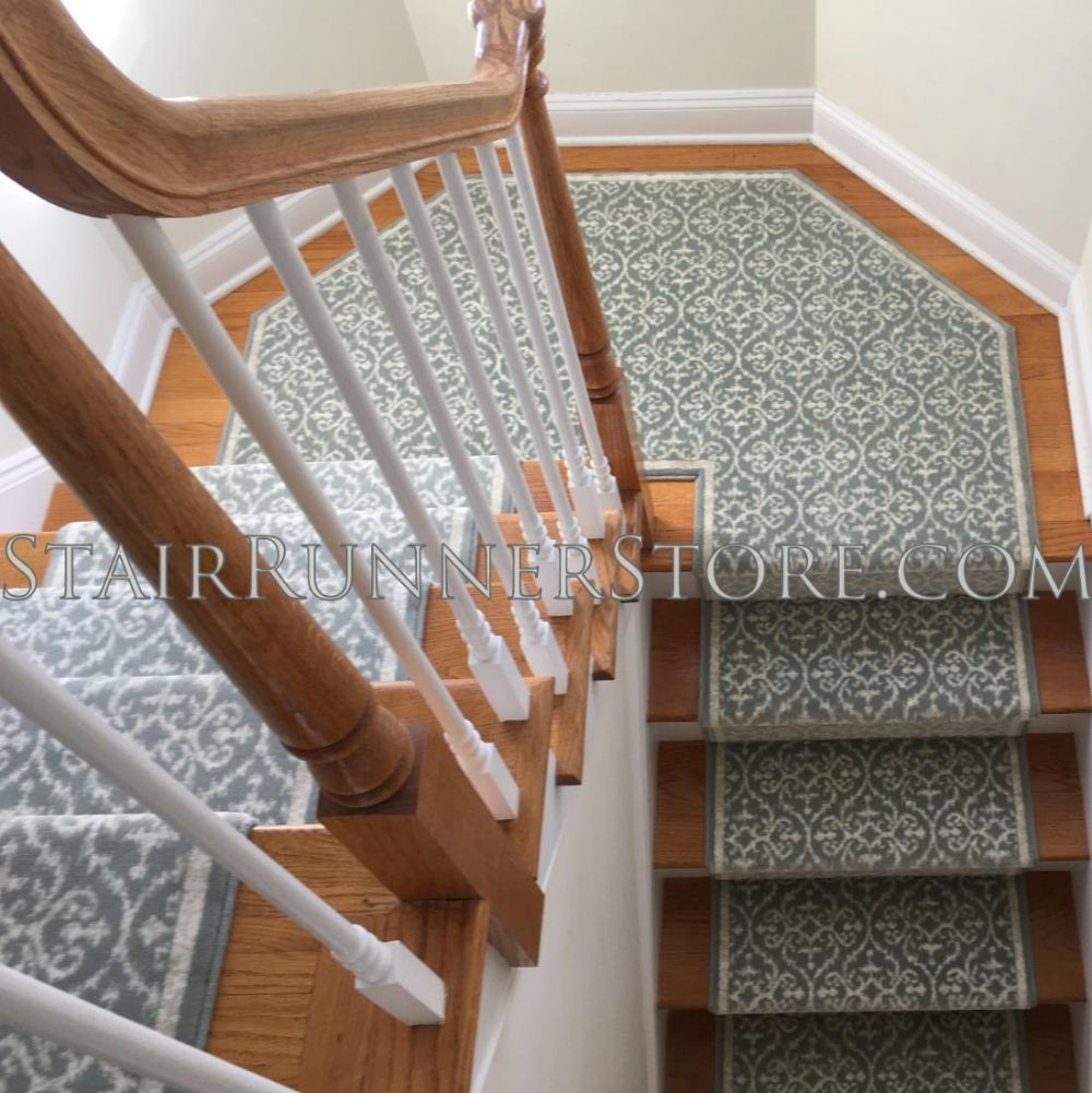 Fabrication Palette Beau Ansel Stair Runner Carpet Custom Angled Landing Of 25 Best Of Fabrication Palette