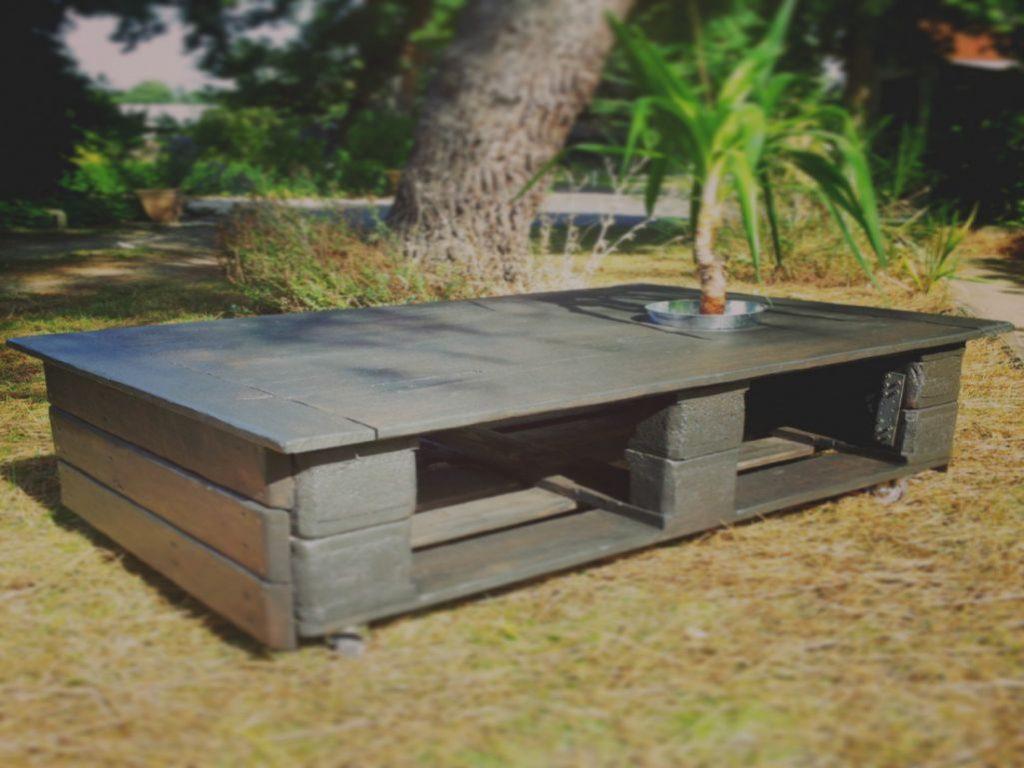 Fabriquer Un Banc En Palette Frais Table De Terrasse En Palette