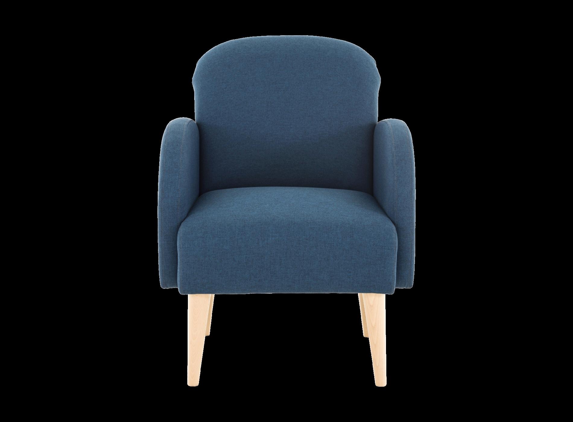 Fauteuil De Table Best Of Fauteuil Bleu Scandinave Luxe Chaise Vintage Tissu Fauteuil