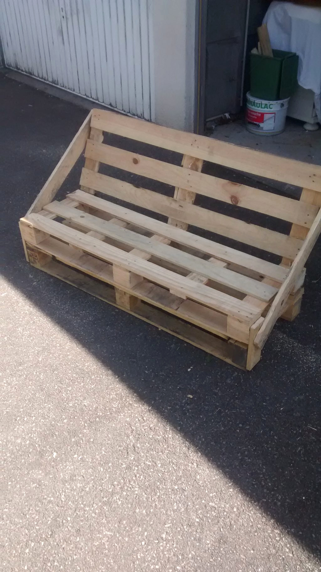 fabriquer un fauteuil en palette luxe fauteuil palette plan of fabriquer un fauteuil en palette