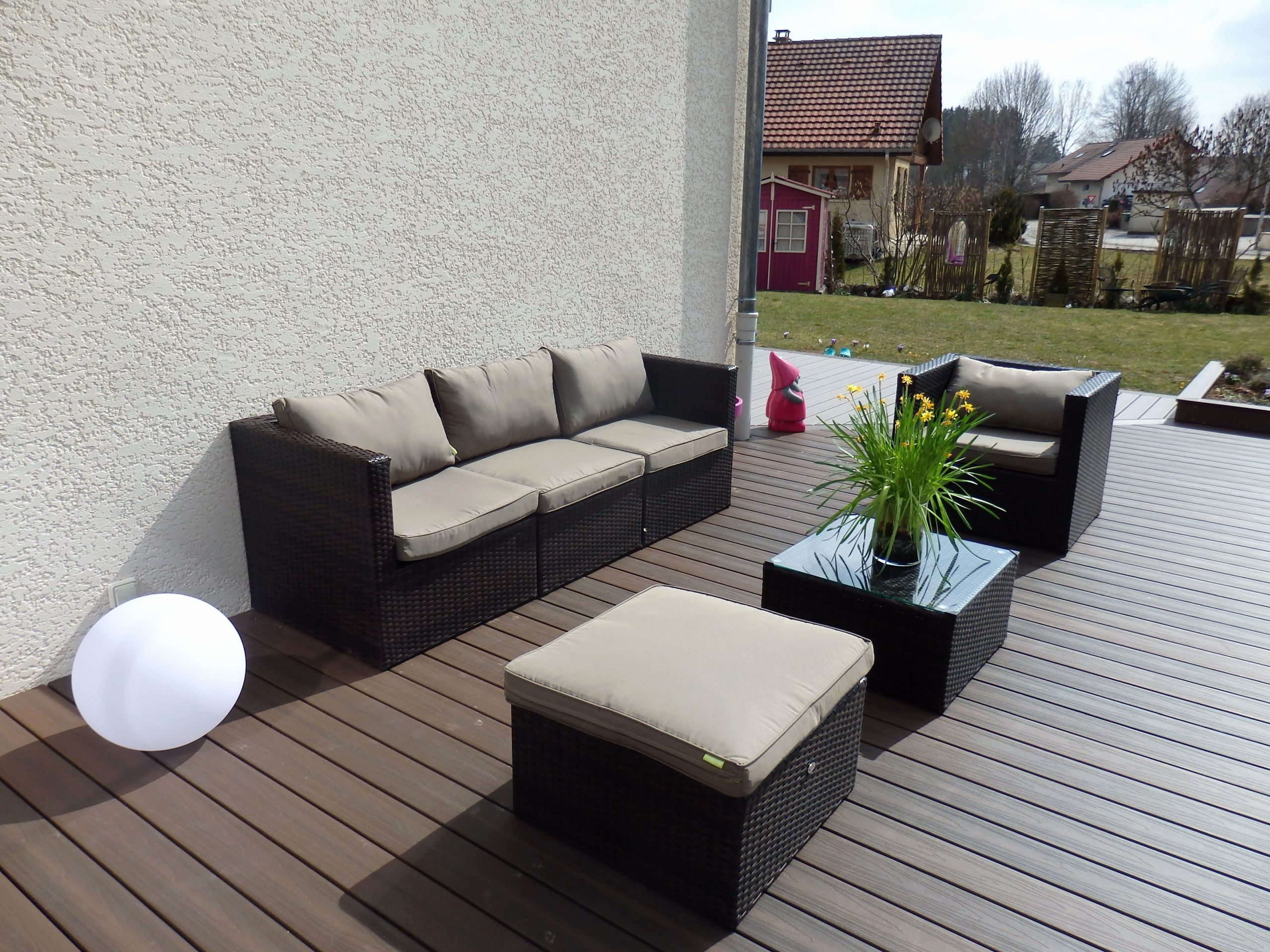 dalle terrasse pas cher occasion luxe salon de jardin aluminium en solde elegant fermob occasion terrasse of dalle terrasse pas cher occasion