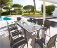 Hesperide Chaise Best Of Salon De Jardin Azua Taupe