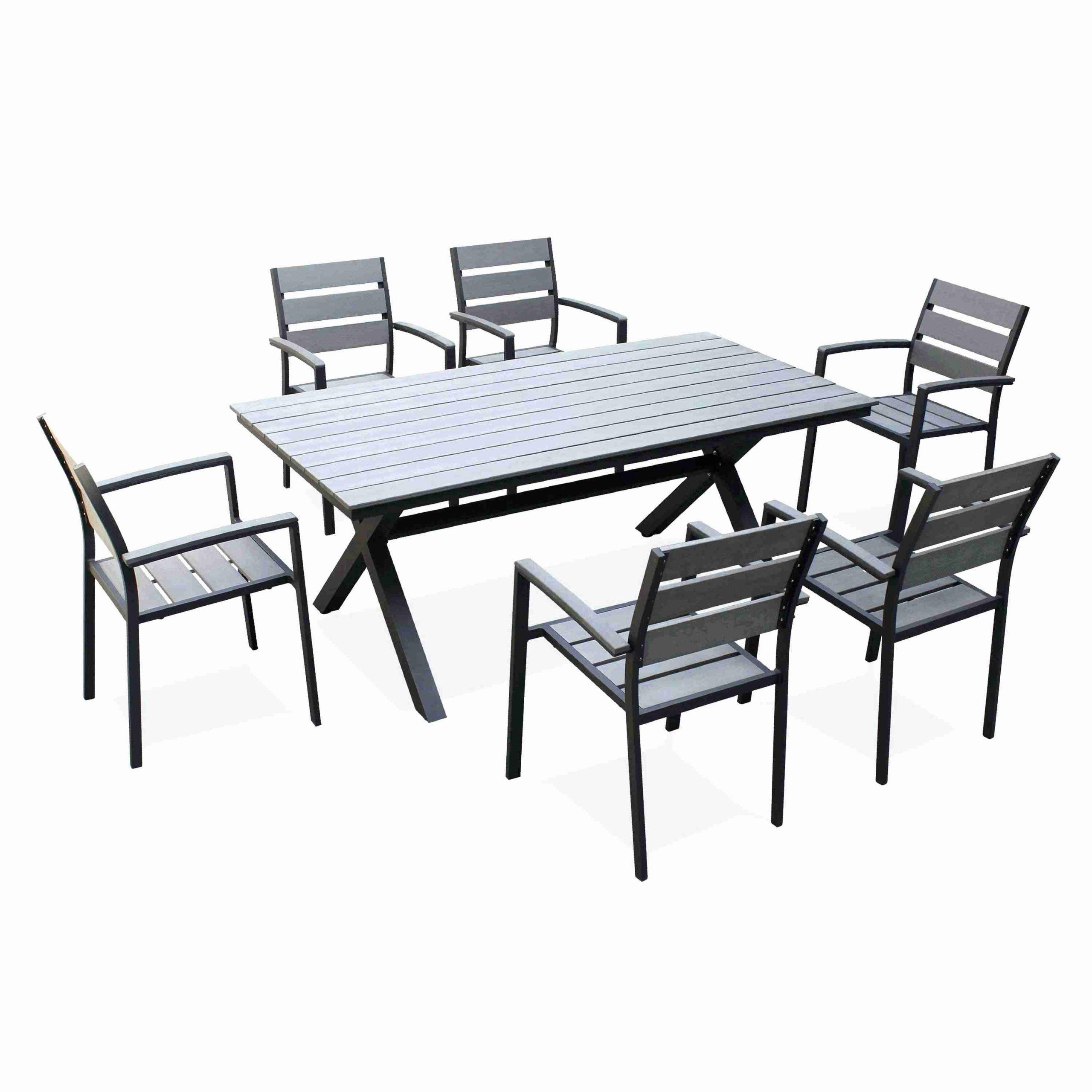 joli salon de jardin aluminium chaise bistro fermob meilleur interesting hesperide of
