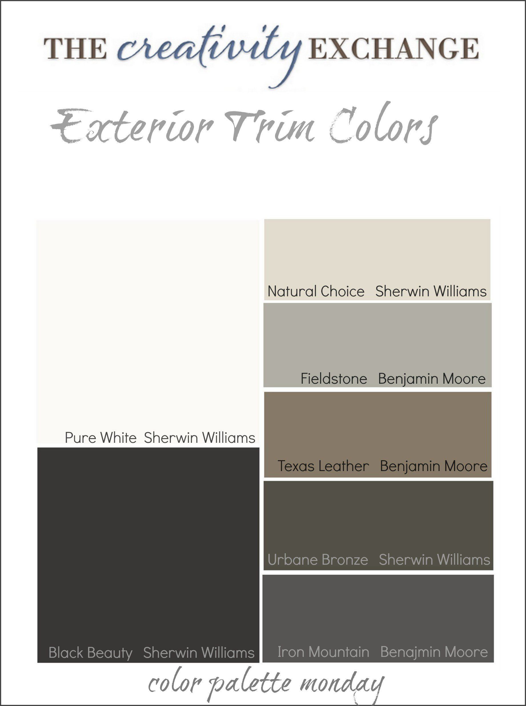 Idee Palette Inspirant Tricks for Choosing Exterior Paint Colors Of 21 Charmant Idee Palette
