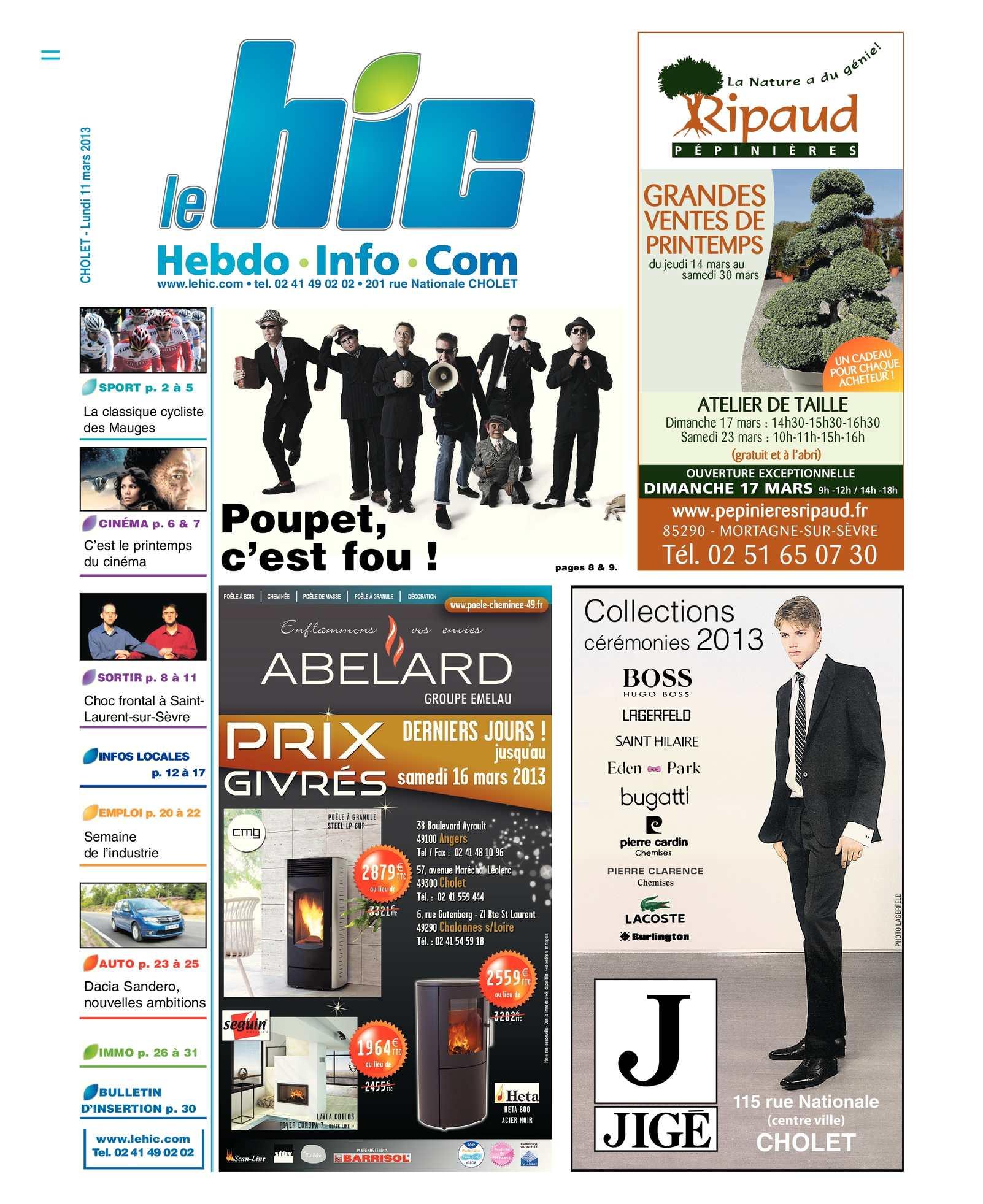Leclerc Boulangerie Best Of Calaméo Cholet 11 Mars Of 30 Unique Leclerc Boulangerie