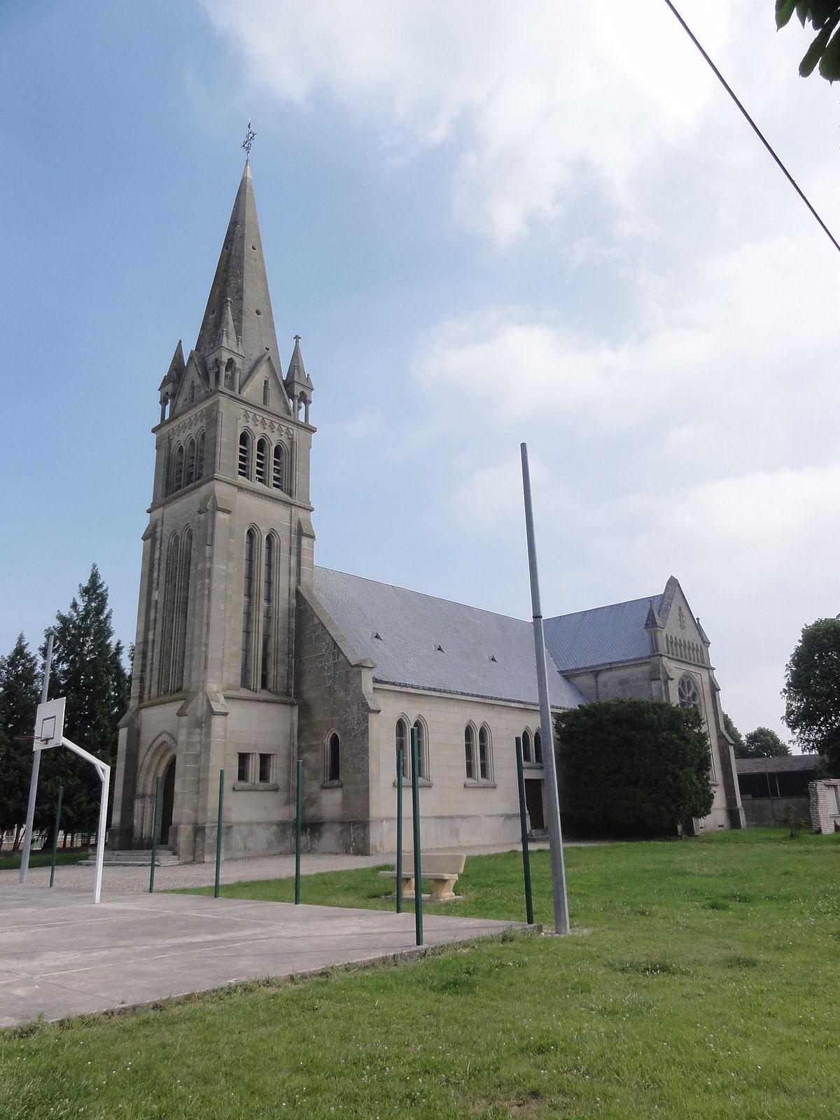 1200px Berry au Bac Aisne Église JPG