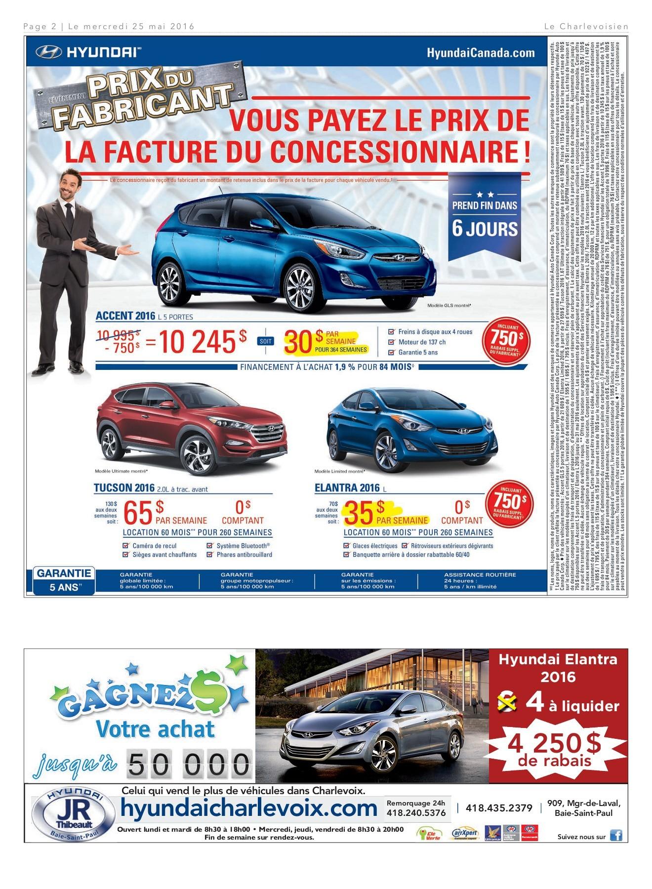 Leclerc Le Plus Proche Luxe Le Charlevoisien 25 Mai 2016 Pages 1 48 Text Version Of 27 Beau Leclerc Le Plus Proche