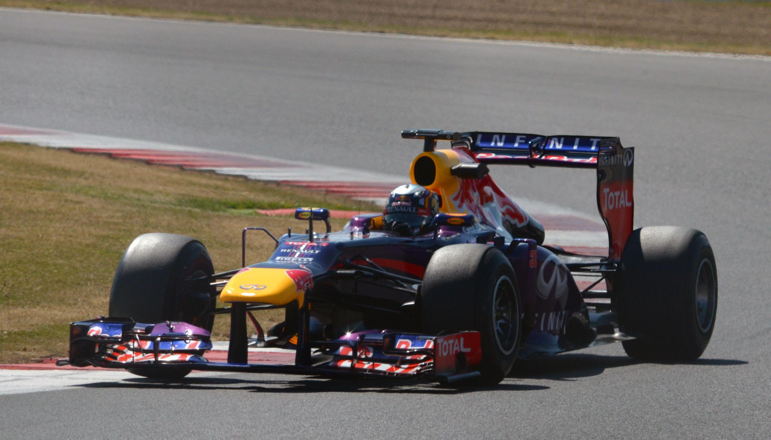 Carlos Sainz Jr Red Bull Racing 2013 Silverstone F1 Test 001