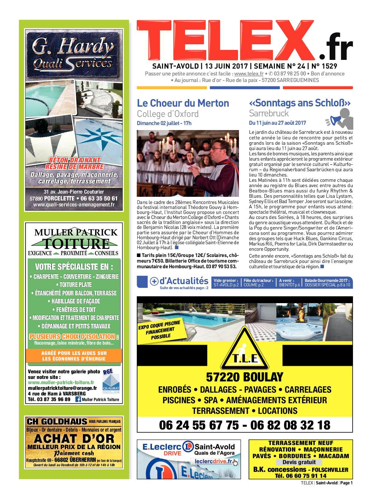 Leclerc Mobile Mon Compte Best Of Calaméo 2417 Saint Avold Of 40 Élégant Leclerc Mobile Mon Compte
