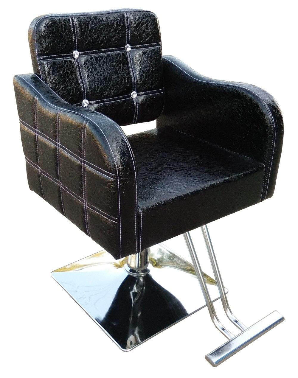 Coiffure coupe de cheveux de salon chaise mode ceinture forage beaut soins chaises chaise tournante ascenseur