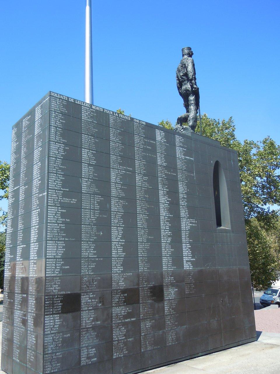 detail du monument