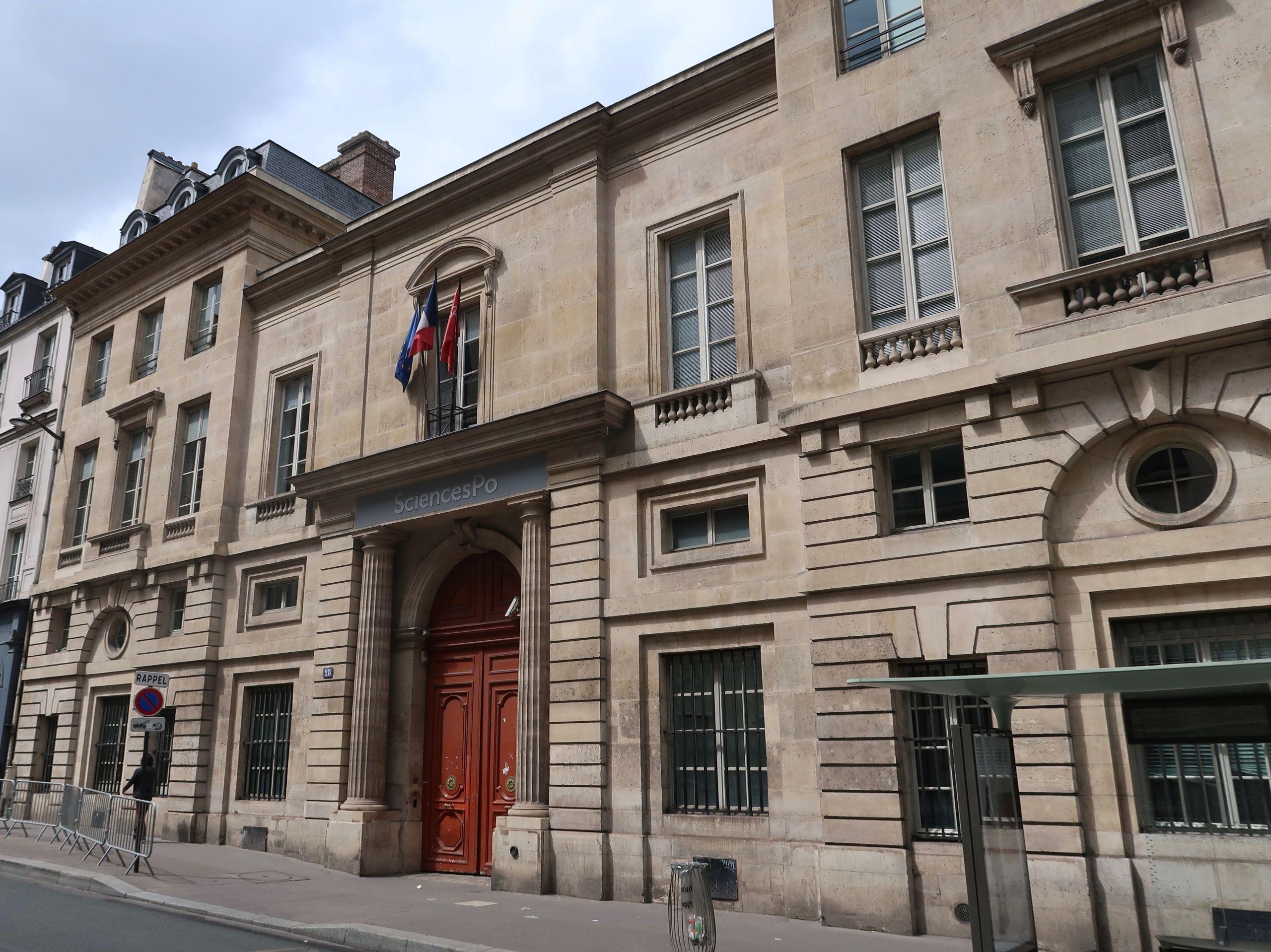 Sciences Po Paris 28 rue des Saints Pères Paris 7e 2