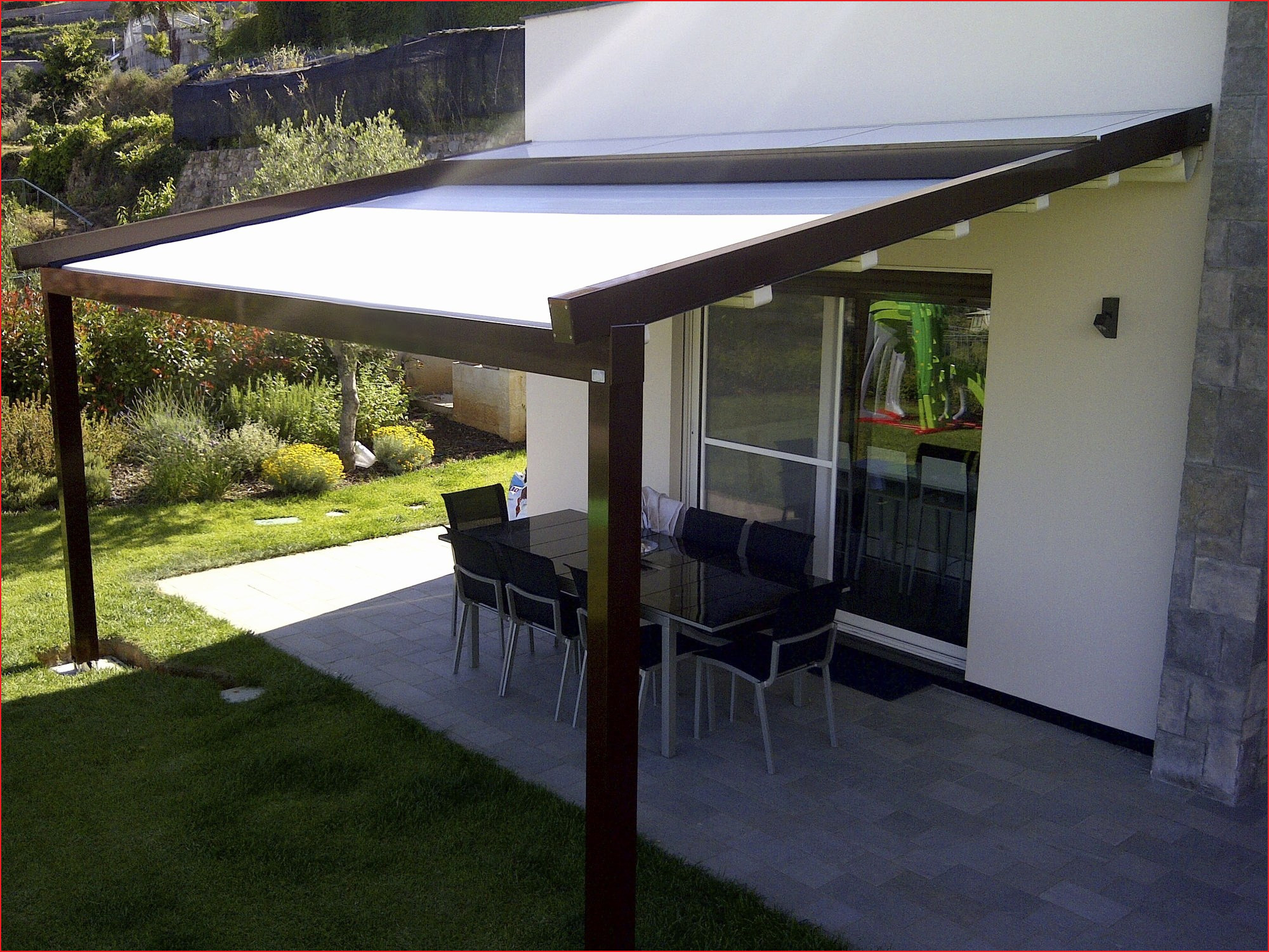 Meuble Veranda Génial Idées Pour Toile Veranda Collection De Veranda Conception | Salon Jardin