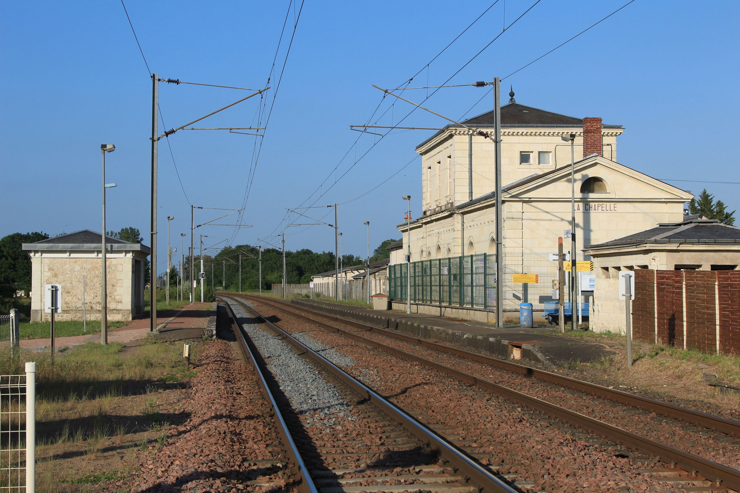 Gare de La Chapelle sur Loire 3 par Cramos JPG