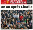 Mobilier De France tours Inspirant today In France Front Pages Look Back On Charlie Hebdo