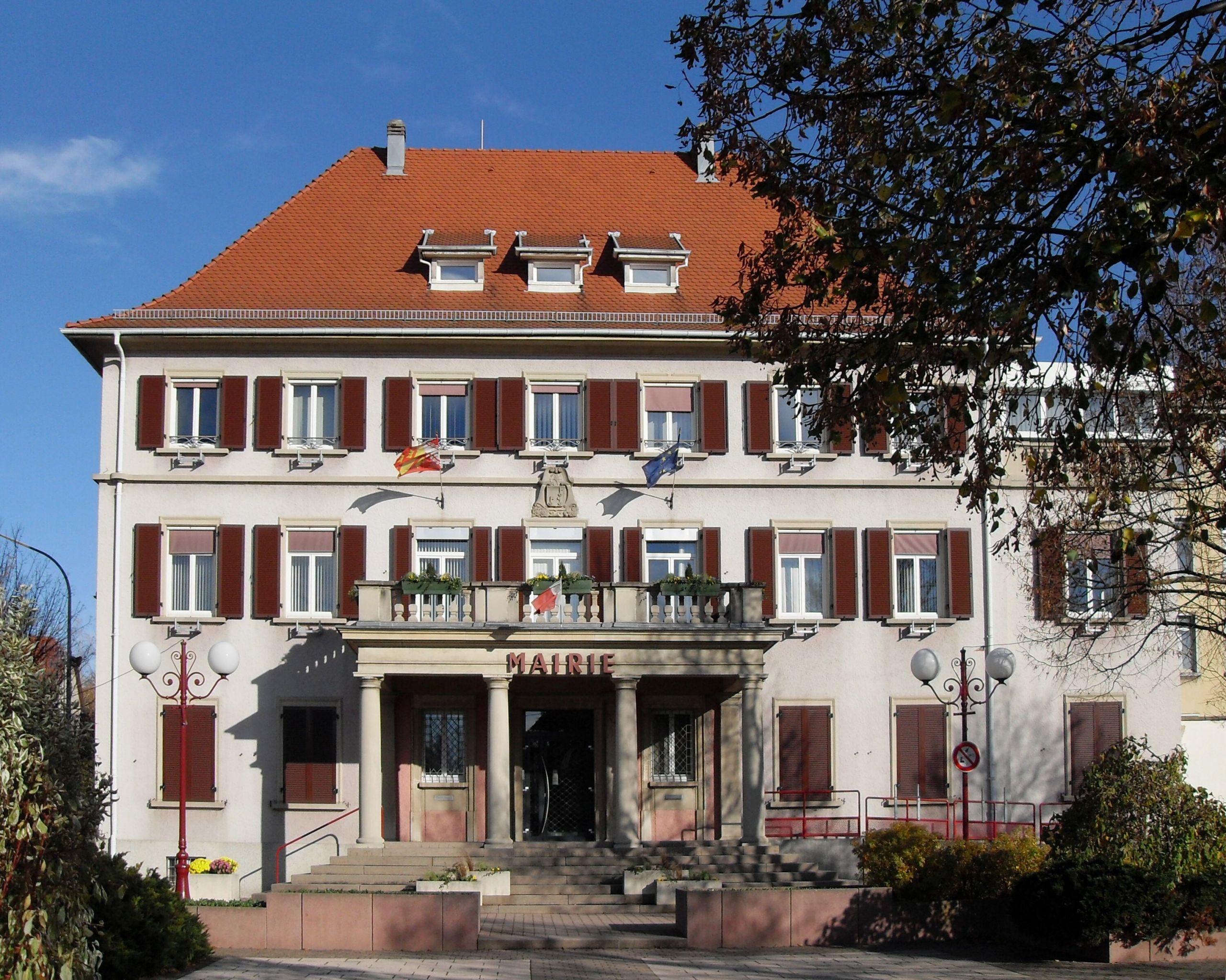 Lutterbach Mairie