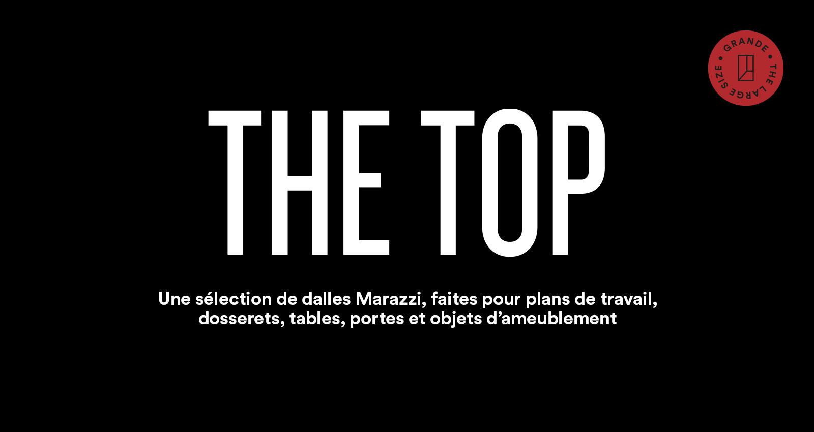 marazzi thetop hp fr