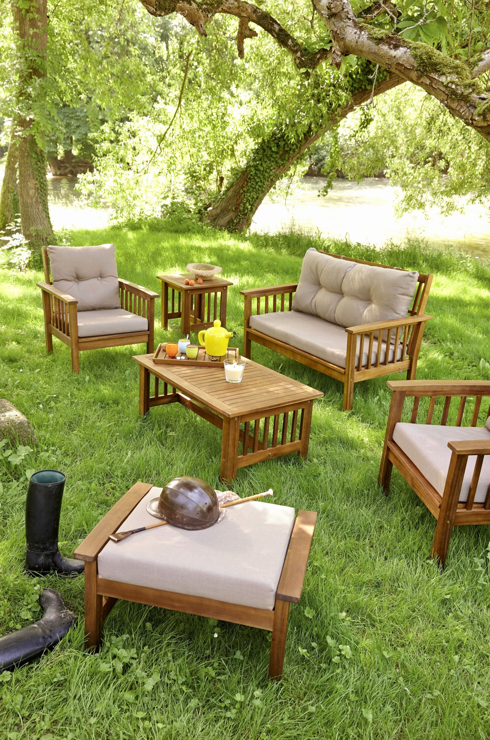 meuble de jardin en bois beau salon de jardin en teck inspirational banc de salon banc jardin bois of meuble de jardin en bois