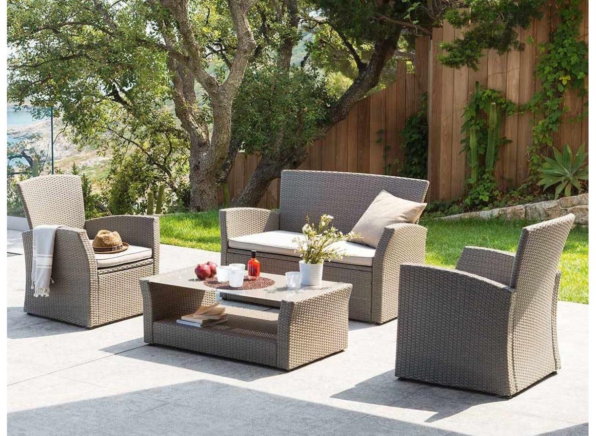 Mobilier de jardin hesperide charmant emejing salon de - Mobilier jardin hesperide ...