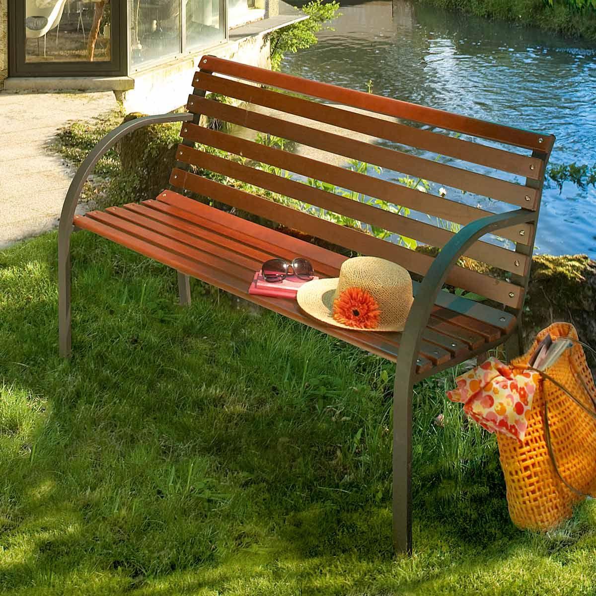 Mobilier jardin hesperide best of banc de jardin marron - Mobilier jardin hesperide ...