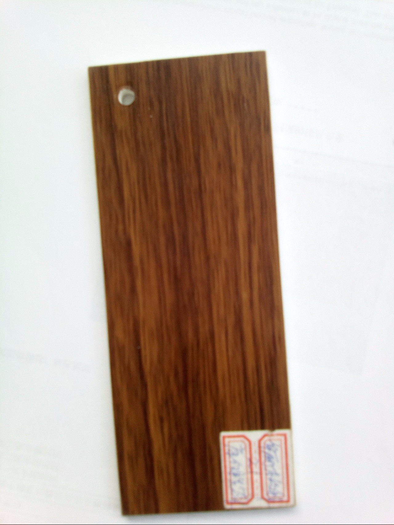 pvc hardwood flooring of china pvc wood graining board manufacturer supplier regarding pvc wood mainly modified wood powder filled in the center the purpose is to increase the boa