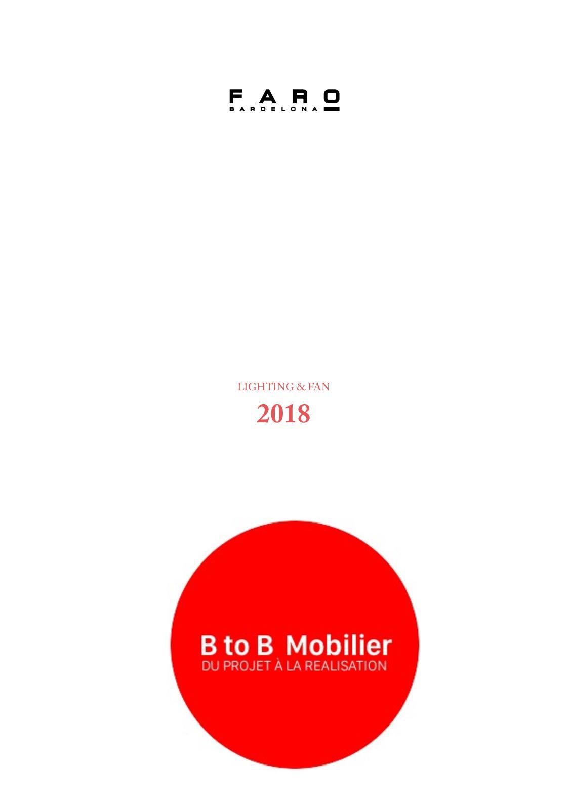Mobilier Pvc Nouveau Calaméo Faro Btob Mobilier 2018 Of 39 Élégant Mobilier Pvc