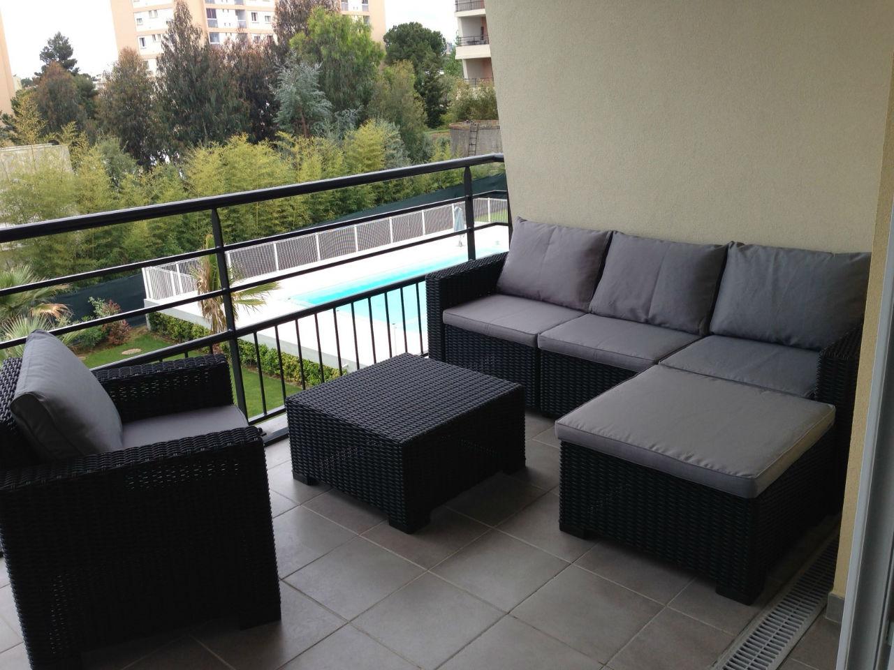 Petit Salon De Jardin Pour Balcon Luxe Salon Terrasse