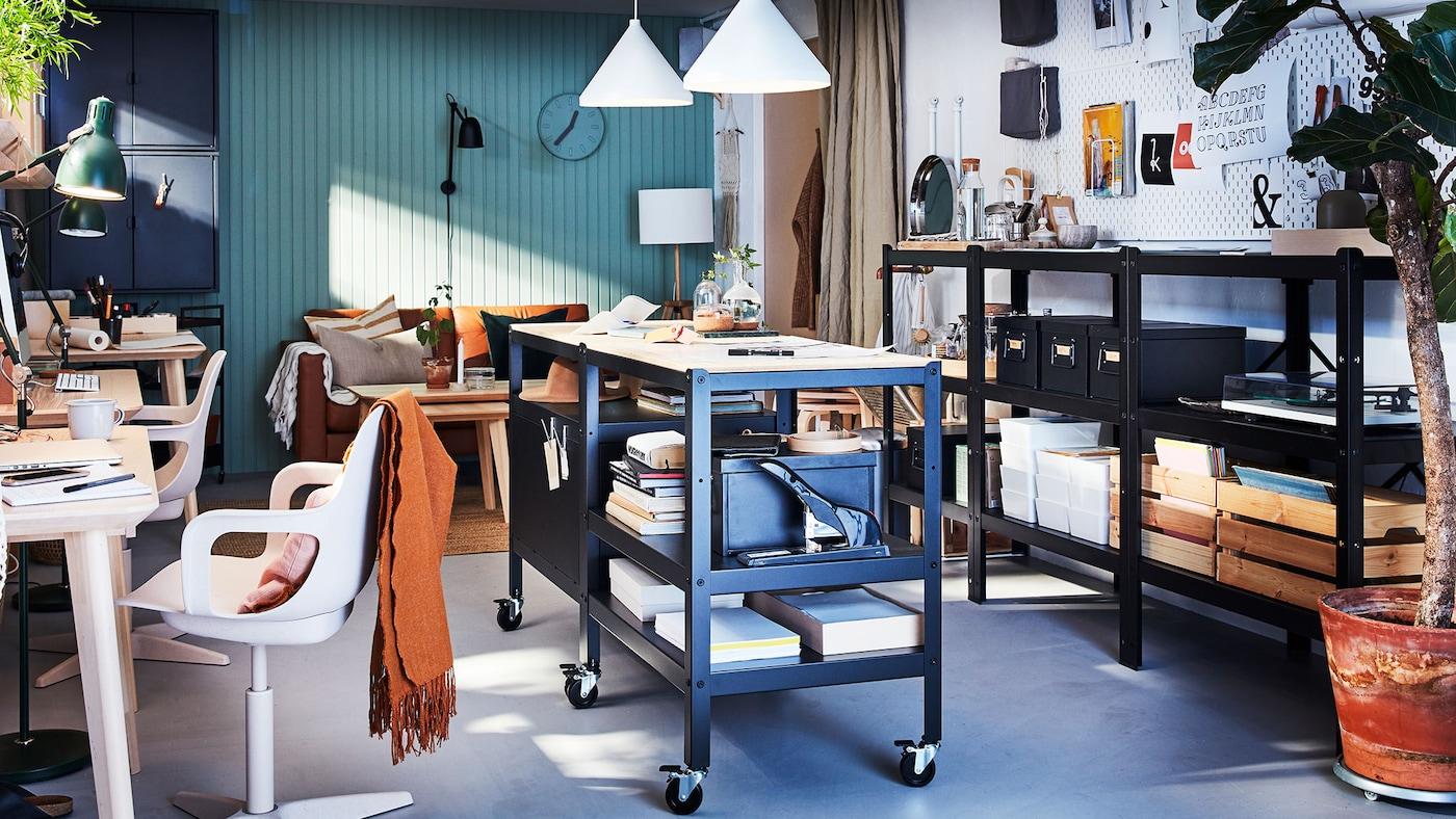 Petite Table Pour Balcon Luxe Meuble De Bureau Mobilier De Bureau Et Rangement Ikea | Salon Jardin