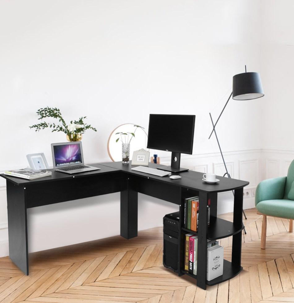 Utility Wooden font b fice b font puter Writing Desk Home Gaming PC font b Furnitur