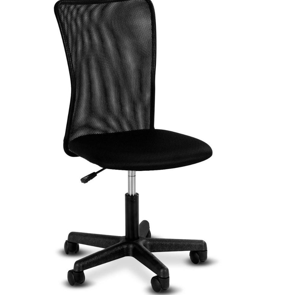Giantex Modern Ergonomic Mesh Mid Back font b fice b font Chair Swivel Armless puter Desk