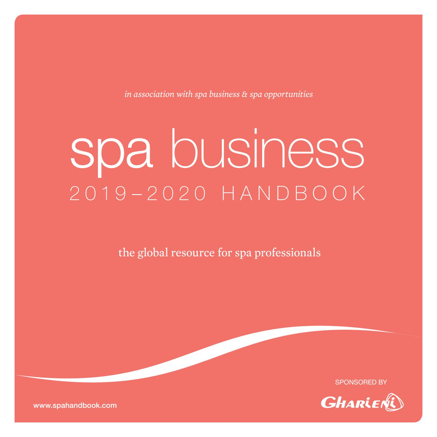 Rue Du Commerce Salon De Jardin Inspirant Spa Business Handbook 2019 2020 by Leisure Media issuu Of 23 Luxe Rue Du Commerce Salon De Jardin