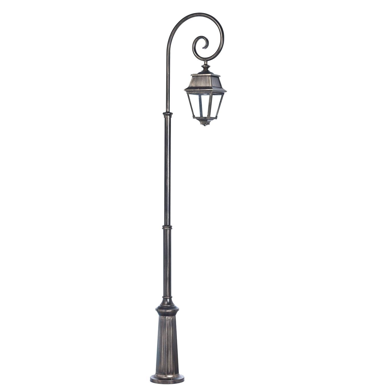 lampadaire d exterieur lampe exterieur solaire castorama lampadaire extacrieur eclairage jardin au meilleur prix leroy merlin