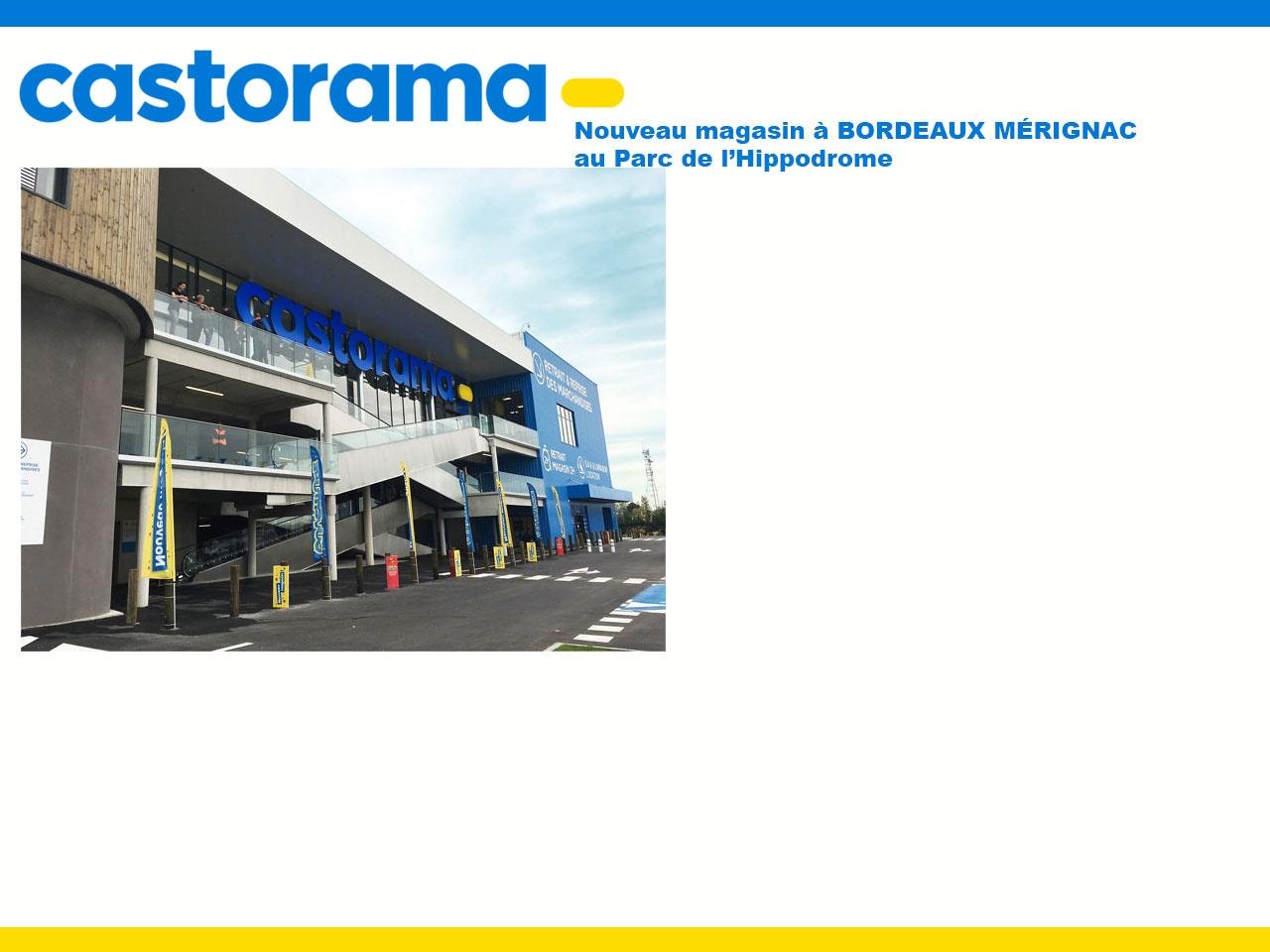 article 7935 article 1 le magasin castorama de bordeaux merignac a demenage pour mieux se reconstr