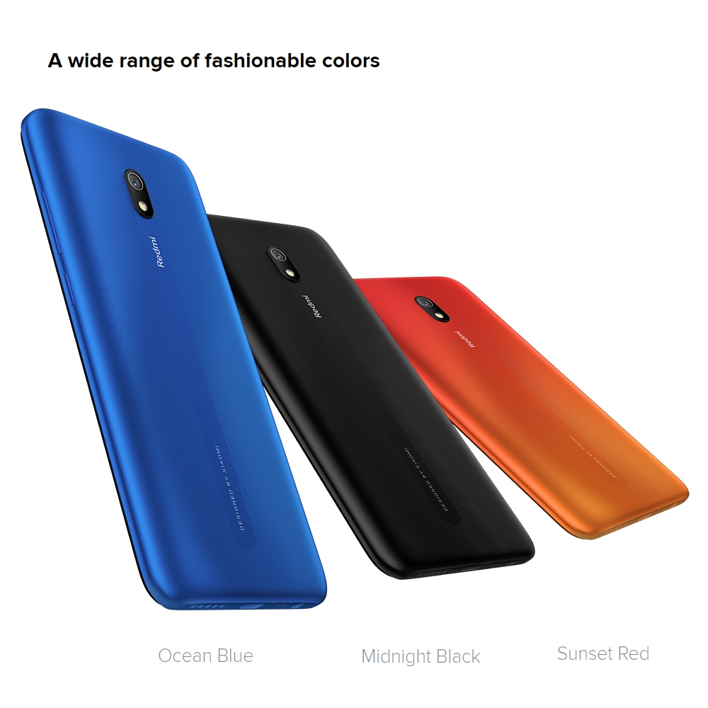 Salon Bas De Jardin Élégant Xiaomi Redmi 8a 2 32gb Midnight Black Eu