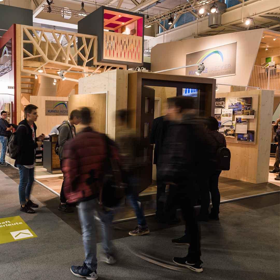 salon holz filiere bois innovation tendance