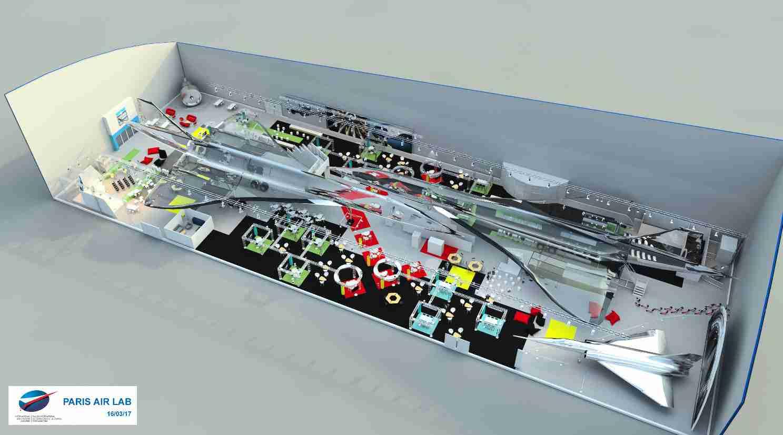 excellent salon du bour 2017 espace innovation avec paris air lab 5930fe le s organisera sur un de 2 000 m2 autour des deux concorde mus e l et as