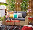 Salon D Extérieur Pas Cher Génial Terrasse Ikea
