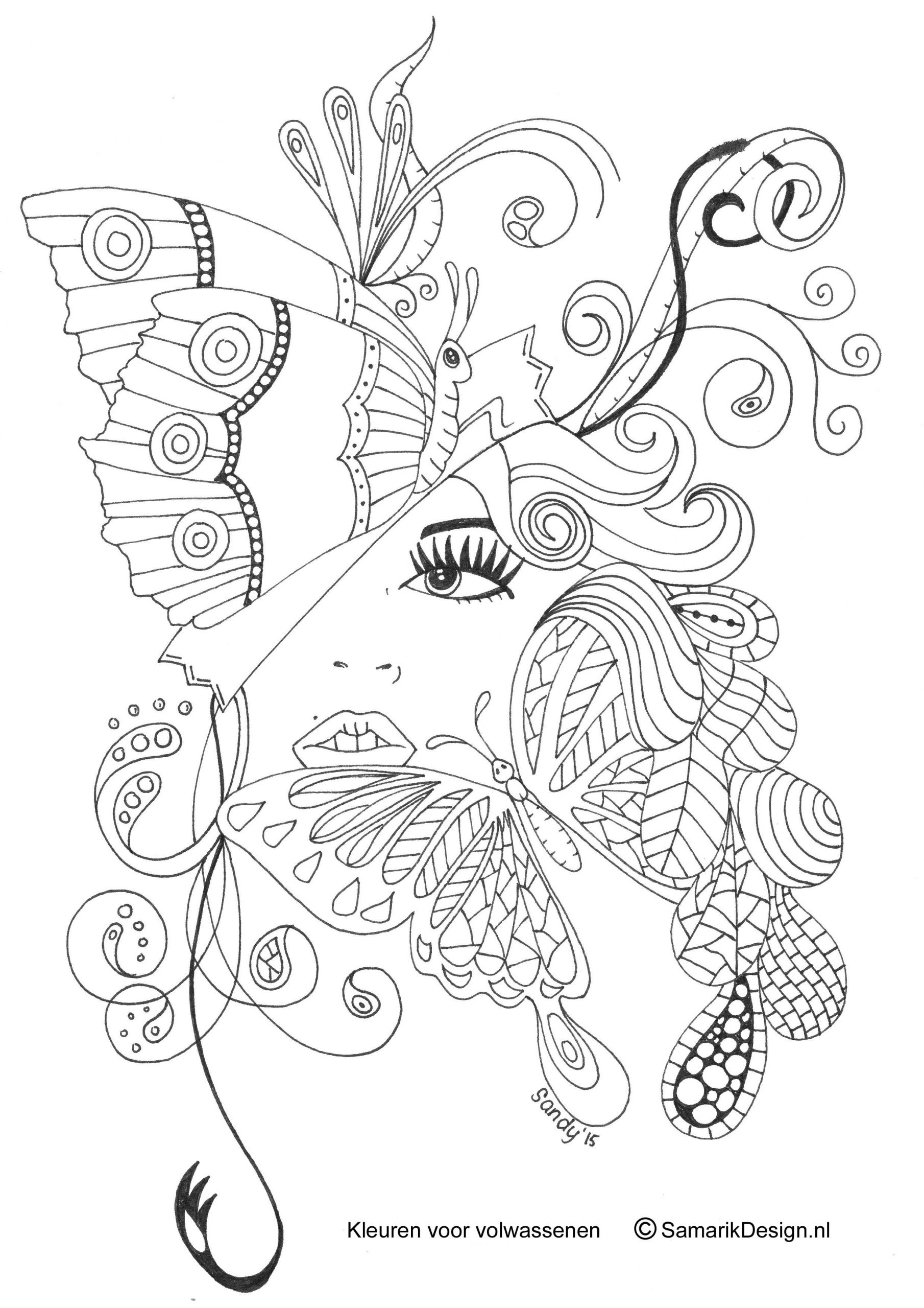 coloriage detente adulte butterfly papillon mariposas vlinders wings graceful amazing of coloriage detente adulte