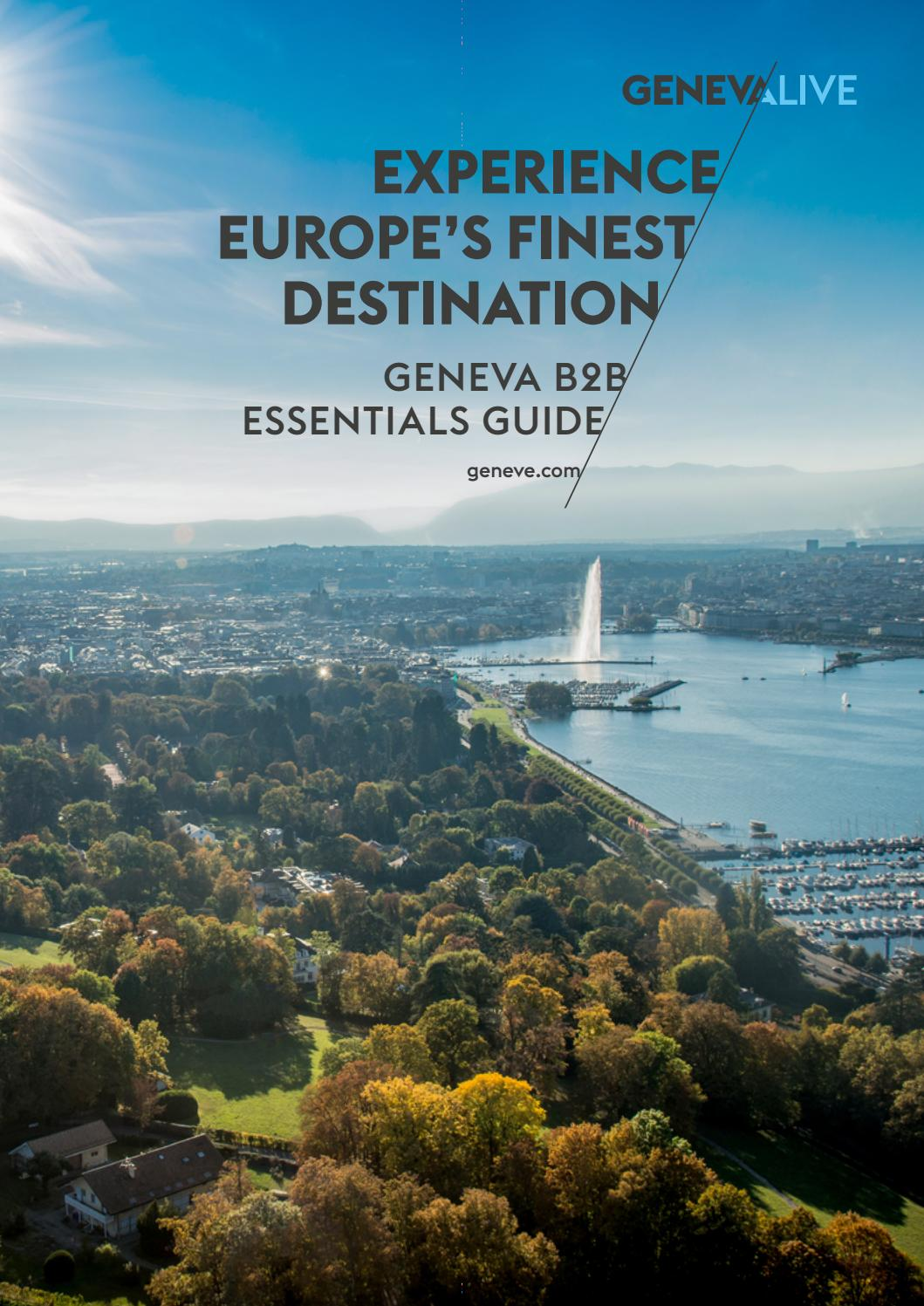 "Salon De Jardin 2 Places Génial Geneva the B2b Essentials Guide ""imagine Geneva"" 2019 Of 29 Inspirant Salon De Jardin 2 Places"