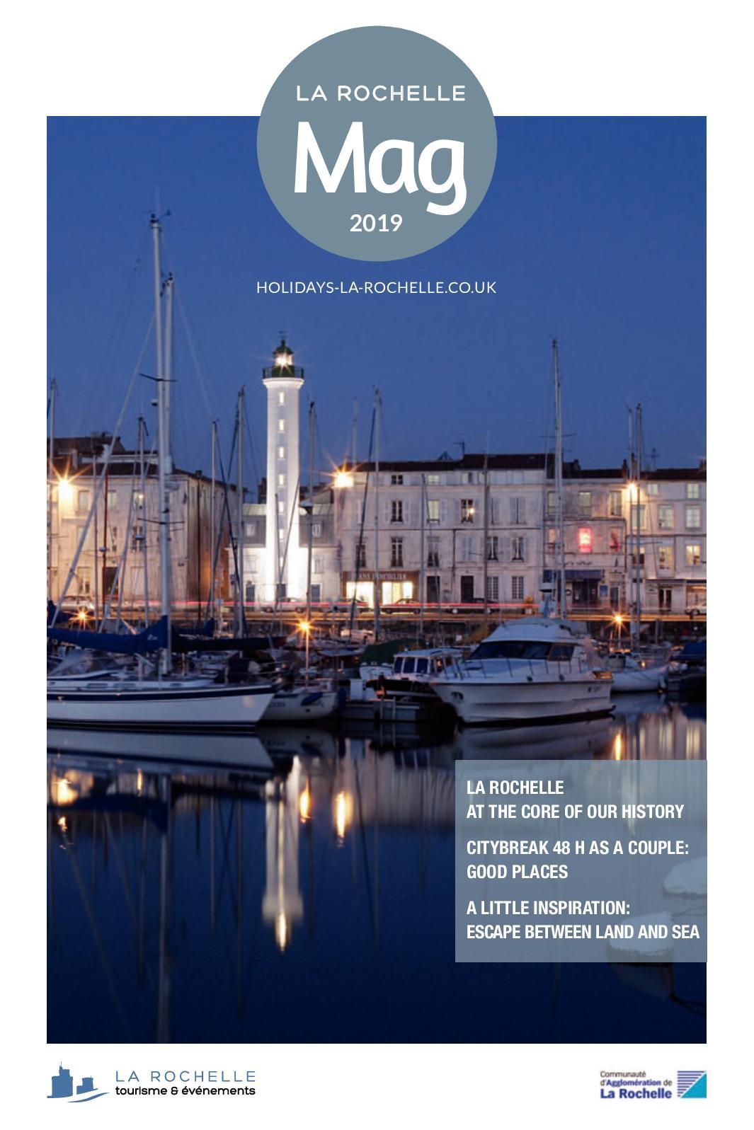 Salon De Jardin 6 Places Nouveau Calaméo La Rochelle City Guide 2019 Of 23 Génial Salon De Jardin 6 Places