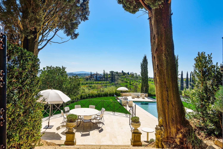 Villa Avorio Tuscany Italy Courtesy of Home in Italy
