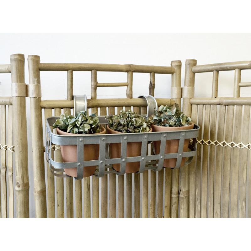 paravent en bambou