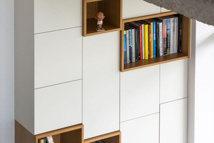 Salon De Jardin Blanc Design Élégant Biblioth¨que De Salon Traversante Et Sur Mesure