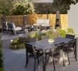 Salon De Jardin Blooma Inspirant Cette Table Affiche Un Style Naturel Des Plus Tendances