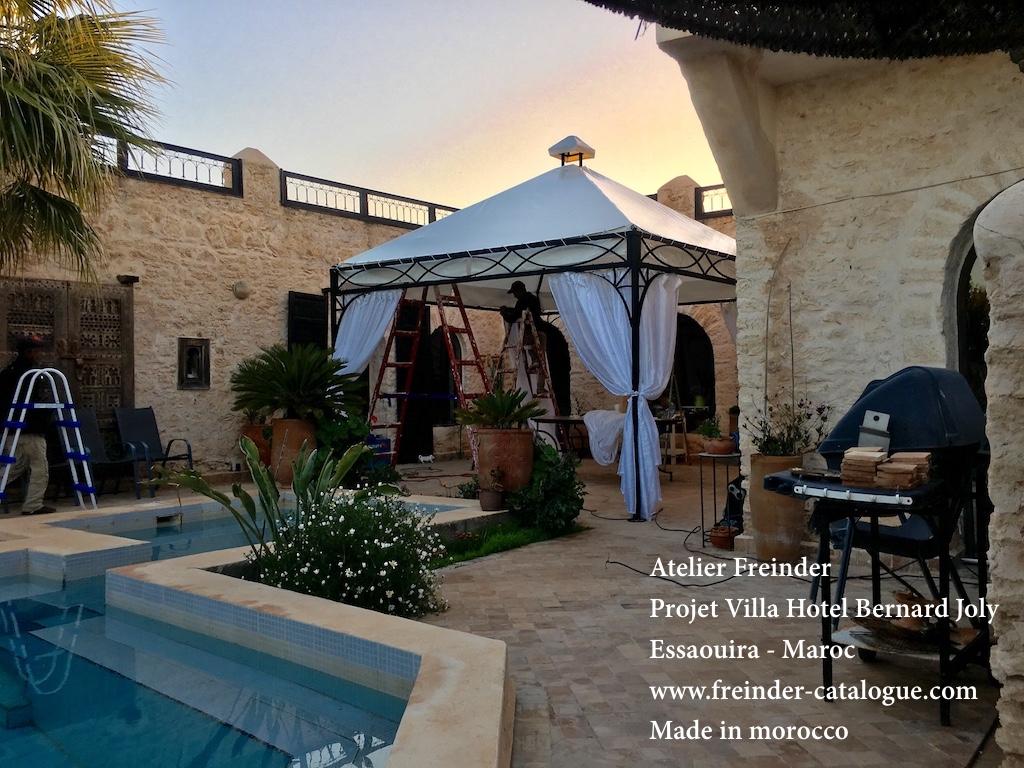 pergola en fer forge marrakech abris de jardin pas cher devis en gratuit tonnelle decoration jardin 06 JPG