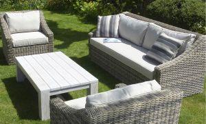 25 Génial Salon De Jardin Canape