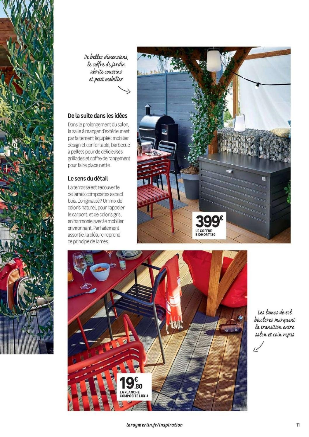Salon De Jardin Confortable Charmant Coffre Rangement Terrasse Leroy Merlin Of 22 Best Of Salon De Jardin Confortable
