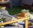 Salon De Jardin Confortable Génial Cette Table Affiche Un Style Naturel Des Plus Tendances